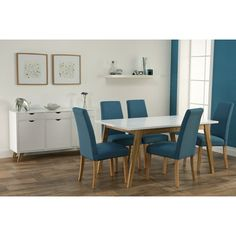 All Home Parkhill 3 Door, 3 Drawer Sideboard & Reviews   Wayfair UK