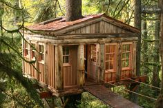 World Famous Treehouse Point B & B
