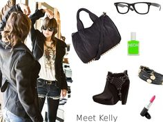 Don't let the name fool you! RichSkinnyPretty.com features everday women and everyday style. Get inspired...