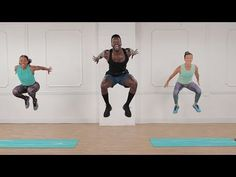 Calorie-Torching 30-Minute Cardio and Sculpting Tabata Workout | Class FitSugar - YouTube