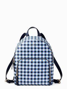 Brown backpack Hugo men backpack checkered backpack vegan backpack drawstring backpack unisex