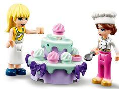 Die große Backshow 41393 | Friends | Offiziellen LEGO® Shop DE Lego Store, Lego Sets, Shops, Gender Swap, Donald Duck, Minions, Friends, Competition, Kids