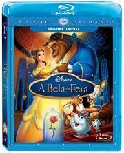 A Bela e a Fera - Blu Ray