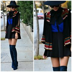 Get this look: http://lb.nu/look/8619725  More looks by Paris Sue: http://lb.nu/jadorefashionn  Items in this look:  Sante  Knee High Boots, Zara Cardigan, H&M Hat, Sheinside Skirt   #artistic #chic #preppy