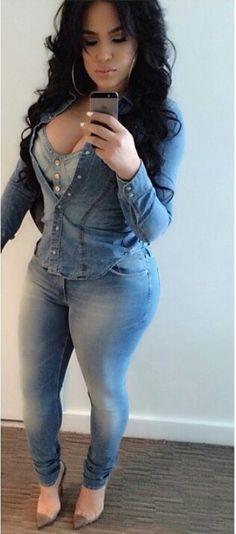 Sexy thick latina pics