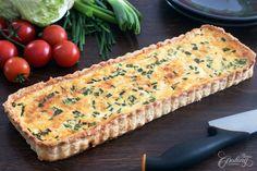 Quiche Lorraine :: Home Cooking Adventure
