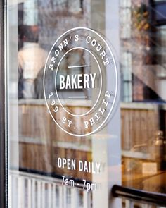 Brown's Court Bakery | Charleston, SC