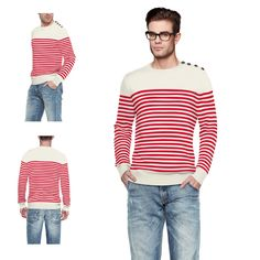 nautical style for men