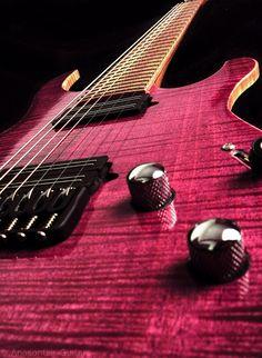 Anasontzis custom guitars www.anasontzisguitars.com