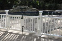 Porch Gates | Porch and Deck Railing System Kits