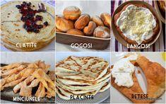 Scovergi cu cartofi reteta taraneasca de turte prajite | Savori Urbane Camembert Cheese, Dairy, Food And Drink, Cooking Recipes, Sweets, Breakfast, Breads, Recipes, Pie