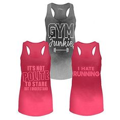 Sweat Activated Tank Tops with Motivational Message. Now with Sweat Activated Technology The Text is invisible, bulk discounts available, fun motivational messages and many more colors. Buy the multi-pack and save. Unique Gifts For Girls, Great Gifts For Women, Gifts For Teens, Toddler Bike, Funny Tanks, Teen Boys, Shirt Designs, Tank Tops, Motivational Messages