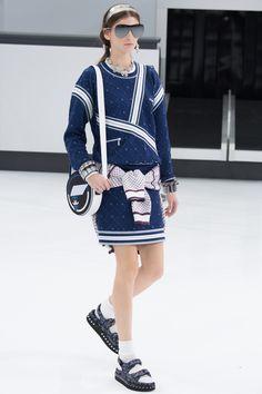 Défilé Chanel Printemps-été 2016 44