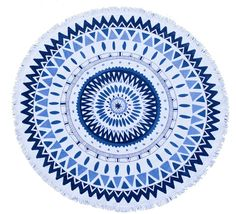 Majorelle Towel - The Original 'Roundie' - The Beach People