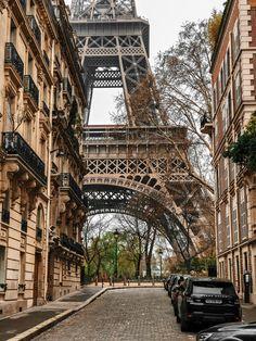 The 'Eiffel Tower' ('tour Eiffel'). Designed by Gustave Eiffel & Stephen Sauvestre Located in Champ de Mars, Paris, France. Photo by (IG). Tourist Places, Places To Travel, Travel Destinations, Places To Go, Vacation Travel, Travel List, Budget Travel, Family Travel, Travel Guide