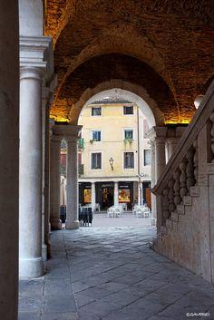 Basilica Palladiana, Vicenza, Italy (ph. Saverio Bortolamei)