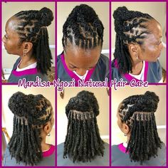 Beautiful Hairstyles For Black Women Dreads Styles For Women, Short Dreadlocks Styles, Short Locs Hairstyles, Dreadlock Styles, African Hairstyles, Locs Styles, Fall Hairstyles, Medium Hairstyles, Hairdos