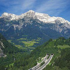 A scenic drive through Austria © Österreich Werbung Weinhaeupl