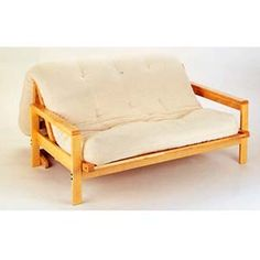 Tonopah Wooden Futon Sofa Bed 2506_ (IEM)