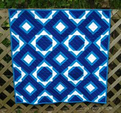 Finished or Not Friday Linky Party at Busy Hands Quilts - Anja Quilts: Friday Finish - Notched