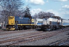 RailPictures.Net Photo: LIRR 161 Long Island Railroad EMD MP15AC at Oyster Bay, New York by Kevin Gulau