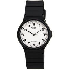 Casio Unisex MQ24-7B Analog Black Resin Strap Casual Watch - http://www.specialdaysgift.com/casio-unisex-mq24-7b-analog-black-resin-strap-casual-watch/