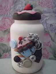 Resultado de imagen para vidros biscuit cupcake