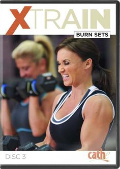 XTrain's Burn Sets – Could it Be the Most Versatile Strength Training Workout on DVD?