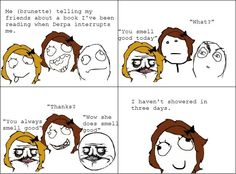 I smell good  - funny pictures #funnypictures