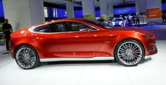 2018 Ford Fusion Coupe Exterior