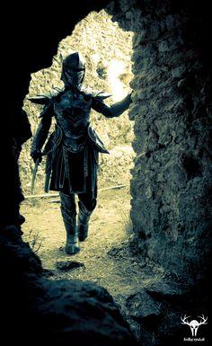 Skyrim Ebony Armor - photo No. 2 by Folkenstal.deviantart.com on @deviantART
