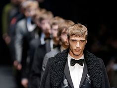 Gucci Men's Fall Winter 2013/14 Collection