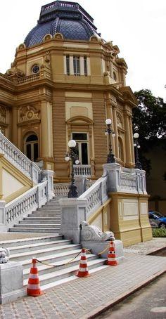 Palácio Guanabara - Rio de Janeiro - Ancient residence of Crown Princess Isabel of Brazil