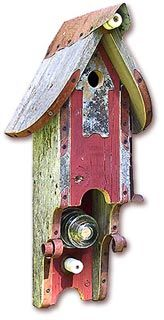 Trademark Birdhouses • FOWL PLACES