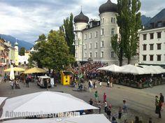 Lienz Main Square Austria, Switzerland, Maine, Medieval, Germany, Street View, Europe, Adventure, Places