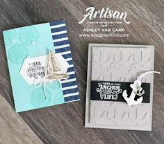 Design With Ink: Sailing Away Artisan Design Team Blog Hop...