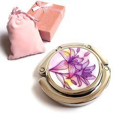Elesa Miracle Purse Hook **8 Choices** Foldable Handbag Hanger, Folding  Table