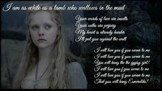 La Monture by Fleur-de-lys: Katrina van Tassel (Christina Ricci) from Sleepy Hollow (1999).
