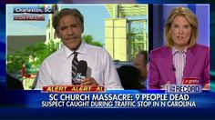 ".@GeraldoRivera: ""The people here are united, white and black, against this person."" #Greta #CharlestonShooting"