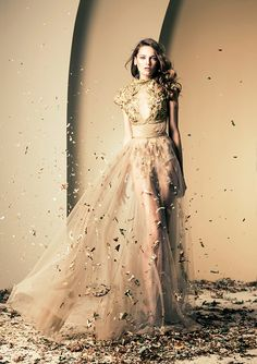 Ziad Nakad 2014 couture collection