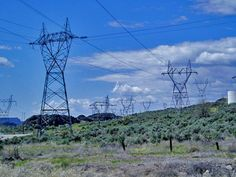 Idaho's Gateway West Power Line Cleared By BLM, DOI | Boise State Public Radio