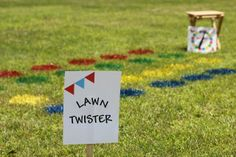 Lawn Twister idea from our life in a click