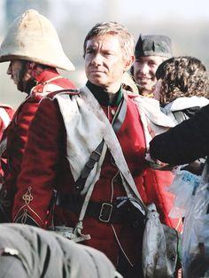 Soldier John Watson in Sherlock TAB