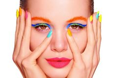 ss13tudecidesglowinthedarkmakeup2 Tú decides: maquillaje glow in the dark, ¿si o no?