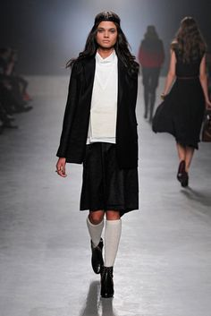 See all the looks from Maiyet's Fall 2013 show. #pfw
