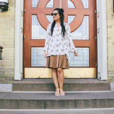 Flowy tunic from Paradox Clothing!