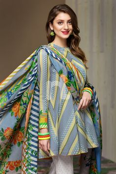 Ready to Wear Nishat Linen Winter Collection Top Hit Fashion Frock Design, Fancy Dress Design, Pakistani Fashion Party Wear, Pakistani Bridal Wear, Pakistani Outfits, Pakistani Clothing, Stylish Dresses For Girls, Frocks For Girls, Casual Dresses