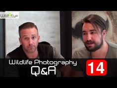In this series of videos Wild Eye's Gerry van der Walt answers your wildlife photography questions! Wild Eyes, Wildlife Photography, Nature Photography