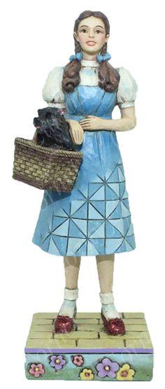 Curiozity Corner: Jim Shore Wizard of Oz Minis. Disney And More, Disney Love, Disney Art, Margaret Hamilton, Land Of Oz, Disney Traditions, Yellow Brick Road, Judy Garland, Over The Rainbow