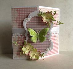 Moja papierowa kraina: Wyzwaniowe motyle...